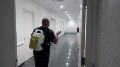 Photo of Instalaciones del IMSS Querétaro se sanitizan cada tercer día
