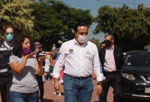 Photo of Entrega Luis Nava mejoramiento de pavimento y alumbrado público en Balaustradas