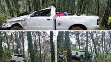 Photo of Accidente en la carretera a Pinal de Amoles deja como saldo un lesionado grave