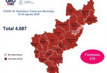 Photo of Querétaro, con 198 pacientes de COVID-19   hospitalizados